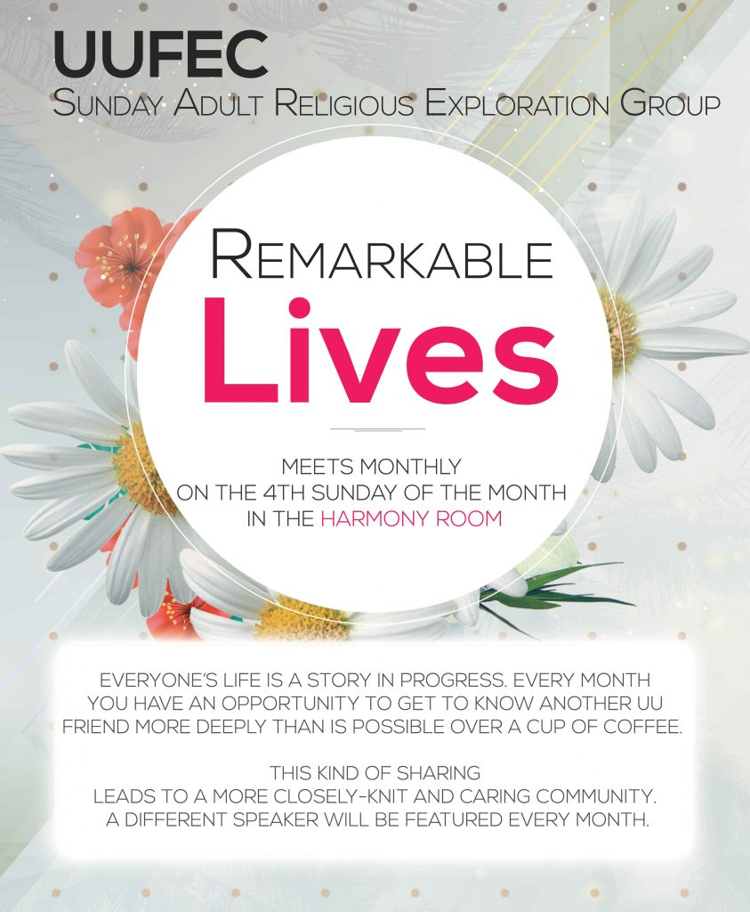 Remarkable Lives