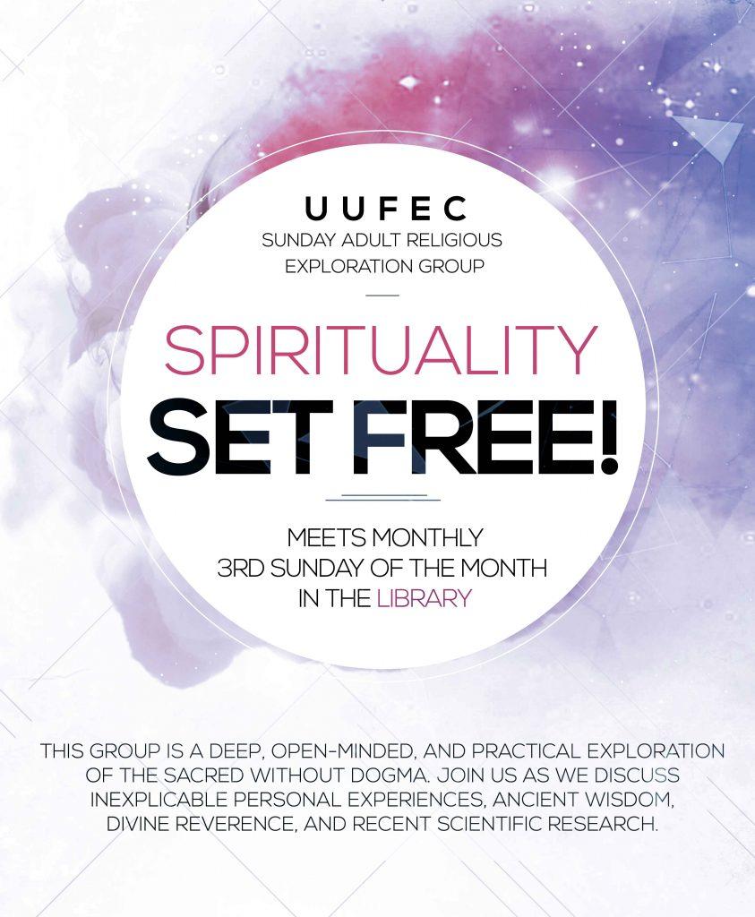 Spirituality Set Free