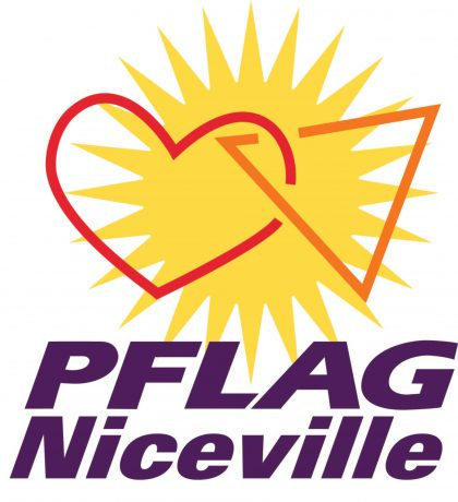 PFLAG Niceville Logo