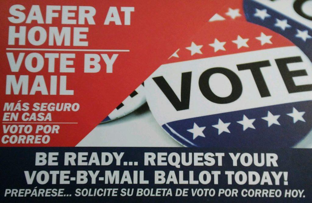Post Card Voter Registration