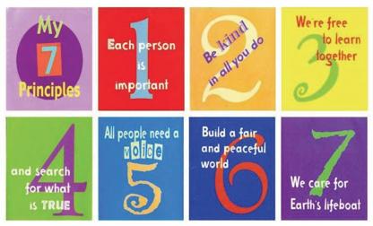 7 Principles for Kids